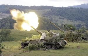 Russian-artillery