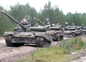 Russian-military-drill
