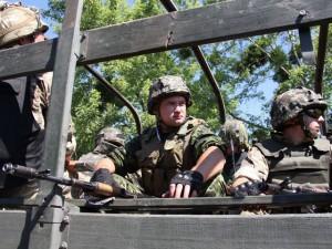 trupe ucrainene