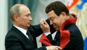 Putin Kobzon