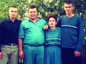 clanul Ianukovici