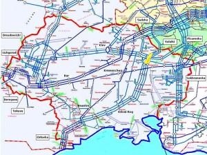 conducte gaz Ucraina