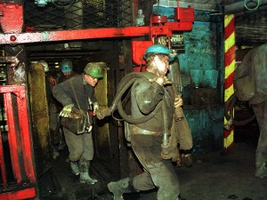 mineri polonia