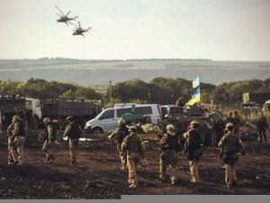 trupe ucraina