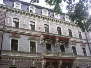 ambasada rusa Letonia