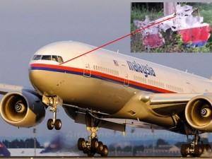 avionul doborat