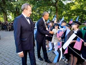 obama estonia
