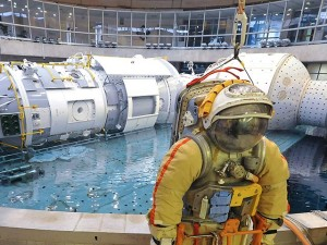 centru pregatire astronauti